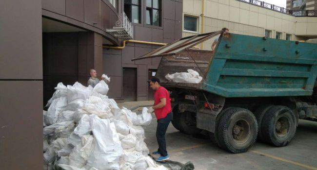 вывоз мусора недорого Бровары